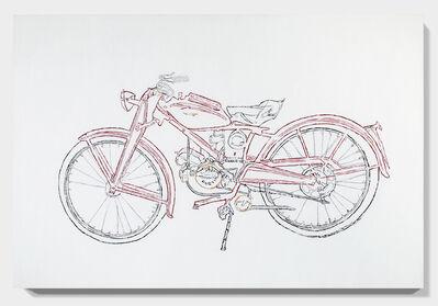 James Oliver, 'Moto 6', 2014