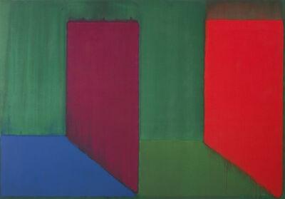 John Hoyland, '7.11.66', 1966