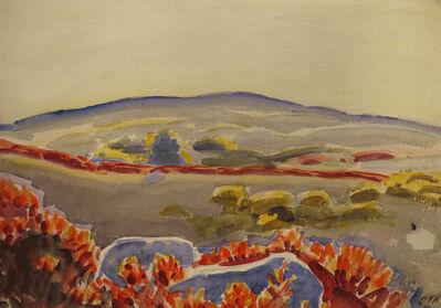 Charles Hopkinson, 'Huckleberries, Naushon, MA', ca. 1930