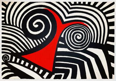Alexander Calder, 'Red Nose'