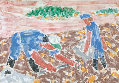 Stephen Pace, 'Two Clam Diggers', 1994