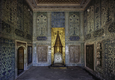 Ahmet Ertug, 'Room of the Crown Princes, Topkapi Palace Harem', 1978