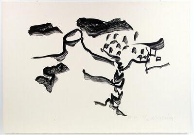 Willem de Kooning, 'Japanese Village', 1971