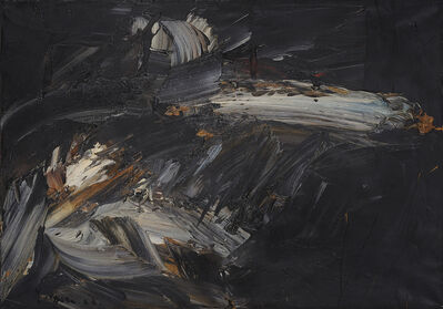 Stacha Halpern, 'Nuit d'orage (Stormy night)', 1962