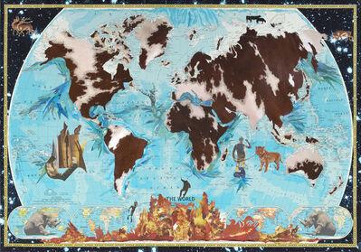 Robert Schwan, 'Magdalena Contemplates Extinction Due to Domestication', 2020