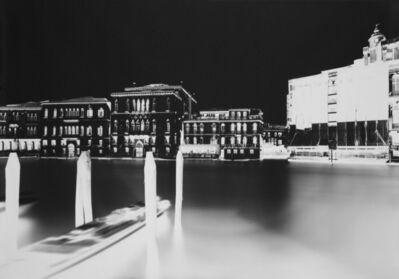 Vera Lutter, 'Ca' del Duca Sforza, Venice XXXI: July 14, 2008', 2008