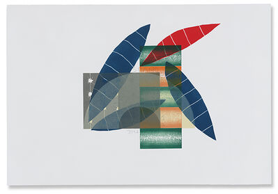 Richard Tuttle, 'The Inevitable Husband, C', 2015