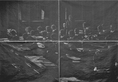 Marta Roberti, 'Corpi composti in classe', 2014