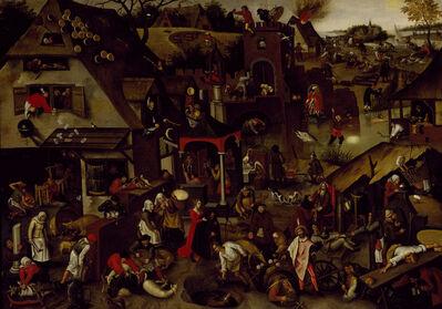 Pieter Bruegel the Younger, 'Netherlandish Proverbs'