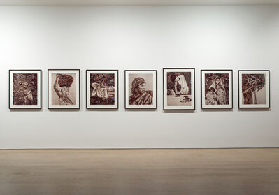 Vik Muniz, 'Pictures of Garbage', 2008