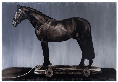 Stefan à Wengen, 'My Kingdom For A Horse # 1', 2015