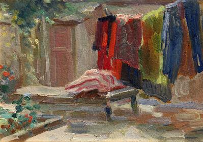 Nikolaj Karahan, 'Panni al sole', 1930