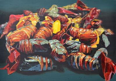 Greg Vanstaey, 'Without dish', 2016