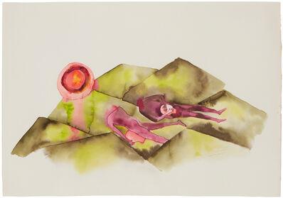 Katy Schimert, 'Bodies in Field #2', 2001