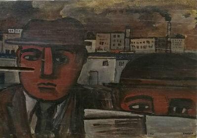 José Gurvich, 'Personajes del Cerro', 1960