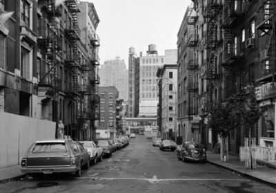 Thomas Struth, 'Hester Street at Mulberry Street, New York 1978', 1978