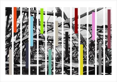 Viviana Zargón, 'Puente en Colores 1', 2017