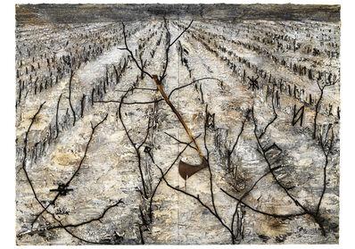 Anselm Kiefer, 'Der Gordische Knoten', 2019