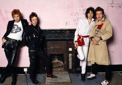 Sheila Rock, 'The Clash in Colour,  London', 1978