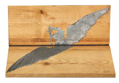 Mario Ceroli, 'L'angelo vendicatore', 1997