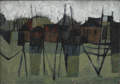 Alan Reynolds, 'The Village Fair', 1952