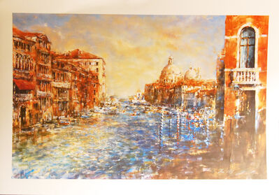 Gary Benfield, 'Grand canal at Venice', 2008
