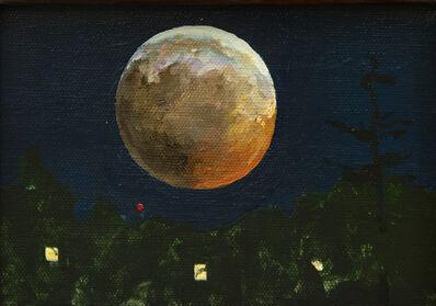 Jim Adams, 'Blood Moon', 2018