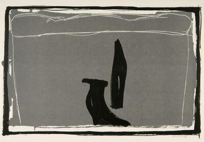 Joan Hernández Pijuan, 'Landscape 5', 1987