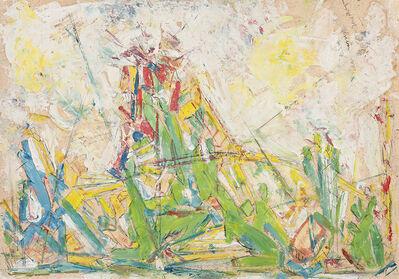 Roger Kemp, 'Untitled (Music Movement)', 1935-1940