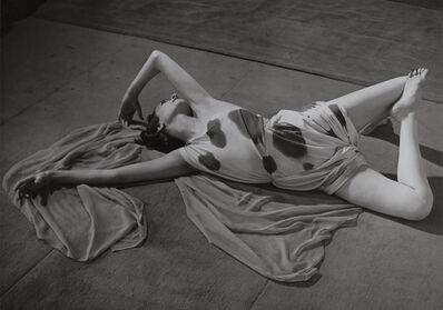 Brassaï, 'Modernist Study of a Dancer Reclining', 1930s/1930s
