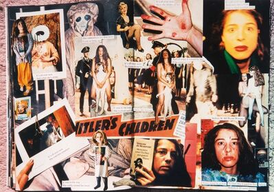 Elke Krystufek, 'Hitler's Children', 2000