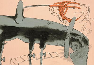 Bruno Gironcoli, 'Rubber Sleeve', 1975