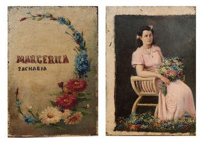 Nicola Saig, 'Untitled, (Portrait of Margarita Zacharia)', ca. 1930