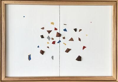 Chen Yufan 陈彧凡, '把它抛向空中-四 Throw it to the Sky No.4', 2017