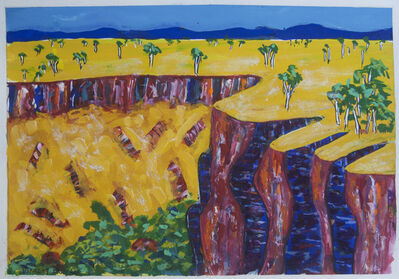 Vincent Bray, 'Gorge in Kimberlys', 2015
