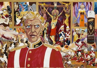 Andrew Gilbert, 'During the battle of Rorke's Drift', 2014