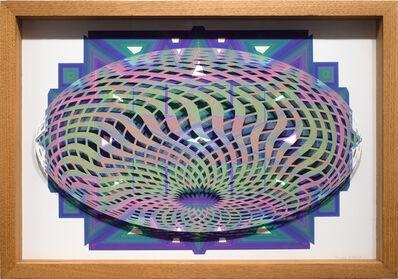 Hunter Stabler, 'Undulating Faberge Ovum 4', 2015