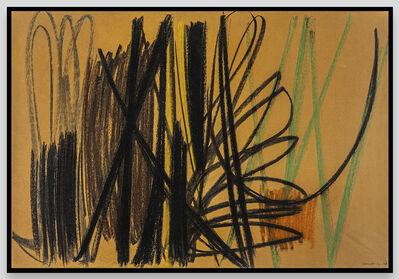 Hans Hartung, 'Sans Titre (n°HH5433)', 1952