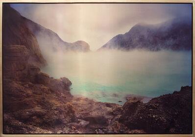 Meridel Rubenstein, 'Acid Crater Lake, Kawah Ijen, Sulfuric and Hydrochloric Acid, E. Java', 2011