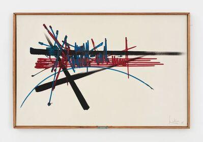 Georges Mathieu, 'Mouchet', 1960