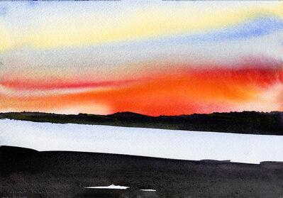 Susan Headley Van Campen, 'Sunset Isleboro', 2009