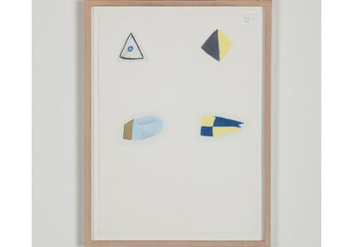 Leonilson, 'Untitled', 1986