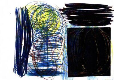 Hans Hartung, 'P.1974-A', 1974