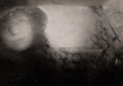 Nicholas Nixon, 'Untitled (Bebe Through Window)', 1971