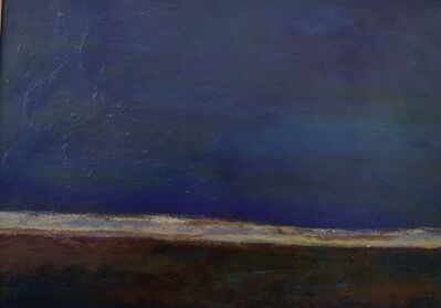 Herman Van Nazareth, 'Small Blue Landscape', 2015