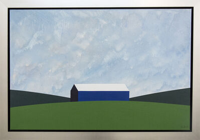 Charles Pachter, 'Skybarn', 2004