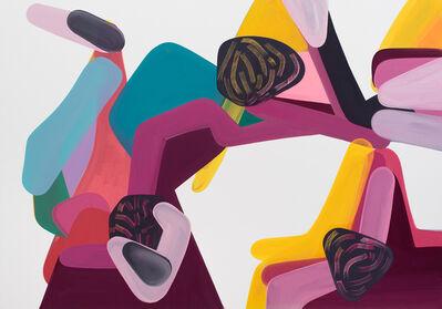 "Isabel Michel, '""Caravanes""', 2019"