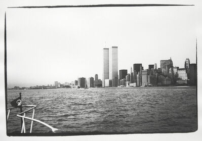 Andy Warhol, 'World Trade Center', 1982