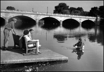 Elliott Erwitt, 'London, England', 1978