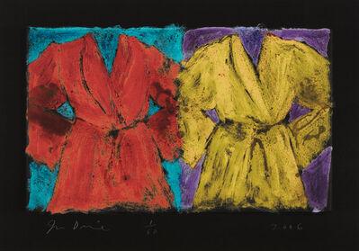 Jim Dine, 'Henry Street Robes', 2006
